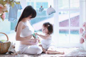 dưỡng chất cho sự phát triển của thai nhi