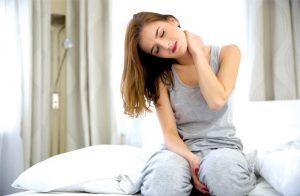 thiếu sắt phụ nữ cảm thấy mệt mỏi