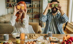 vợ chồng nên ăn gì dễ thụ thai