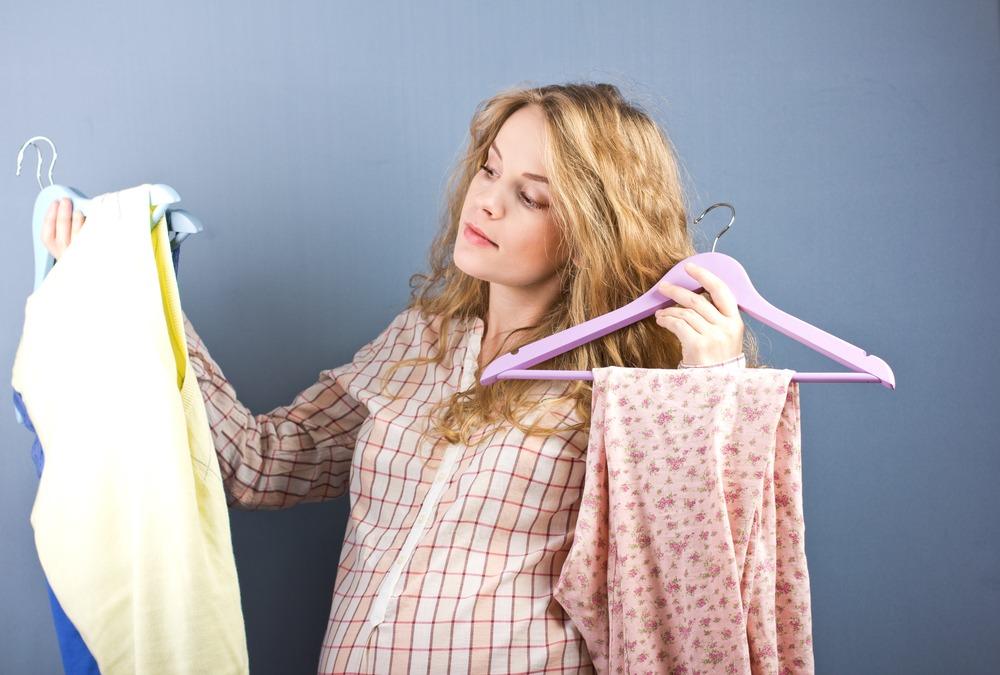 thời trang làm đẹp khi mang thai