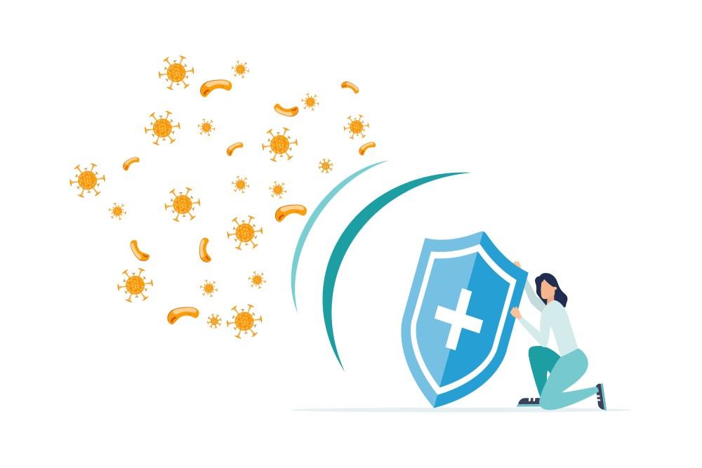 sắt giúp tăng cường hệ miễn dịch