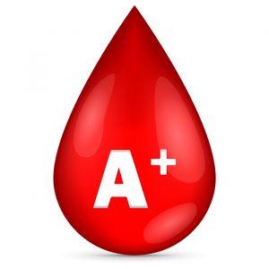 nhóm máu a+